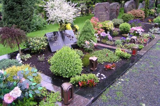 Поховальний обряд. Традиція озеленення могил