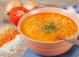Курячий суп із сочевиці