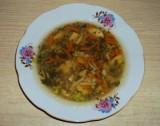 Суп з гречкою та курячим філе