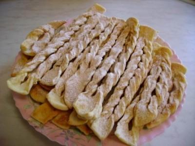 Вергуни з сиру
