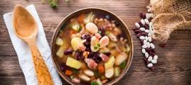 Квасолевий суп