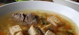 Гороховий суп