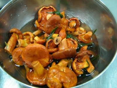 Засолка грибів – холодний спосіб