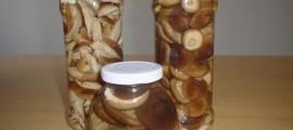 Засолка грибів гарячим способом