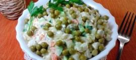 Салат овочевий зимовий